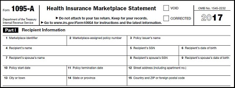 Health Insurance Marketplace Statements | Internal Revenue