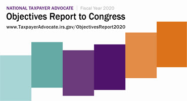 NTA 2020 Objectives Report to Congress