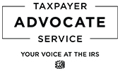 Taxpayer Advocate Service: Your Voice at the IRS logo