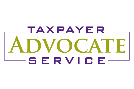 Taxpayer Advocate Service Logo Image