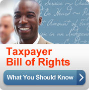 Taxpayer Bill of Rights. What You Should Know.