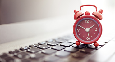 Alarm clock missed tax deadline