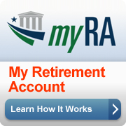 Learn how your MyRA (Retirement Account) works.