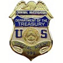 Criminal Investigation Badge