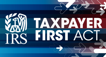 Taxpayer First Act